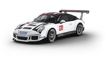 Porsche 911 GT3 Cup (991 Gen I)